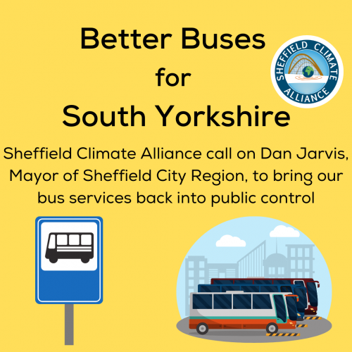 Better Buses for South Yorkshire